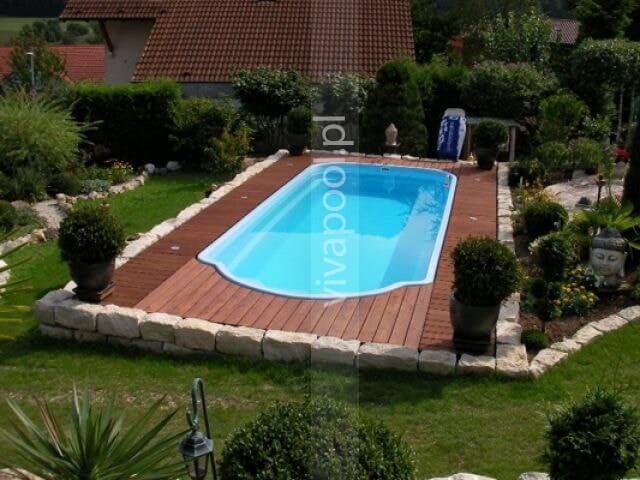 baseny ogrodowe Pruszków