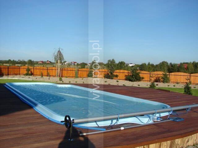 baseny ogrodowe Białystok