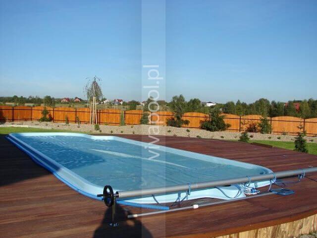 baseny ogrodowe Toruń
