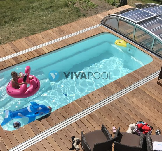 Modne ubrania Cennik: baseny ogrodowe, baseny poliestrowe | VIVAPOOL YL67