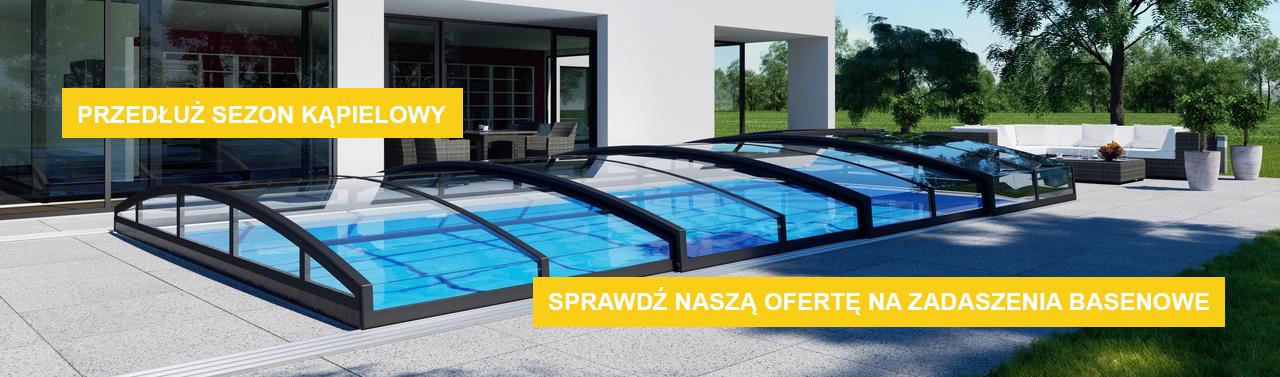 Przedłuż sezon kąpielowy. Sprawdź naszą ofertę na zadaszenia basenowe