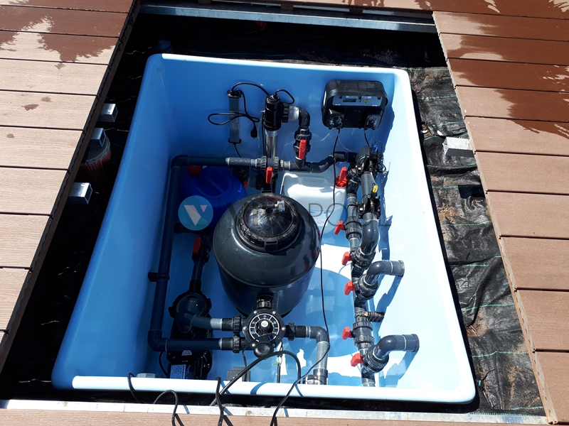 skrzynia filtracyjna vivapool basenowa