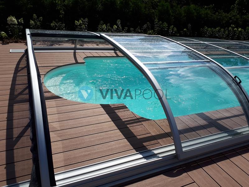 zadaszenie basenu drzwi vivapool radomsko zadaszenia niskie