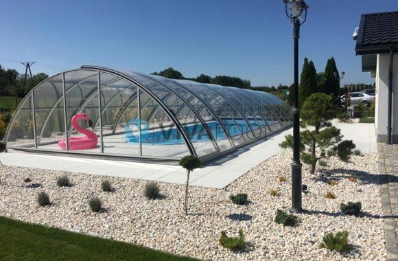 vivapool gotowe baseny z dachem wysokim poliestrowe bialystok